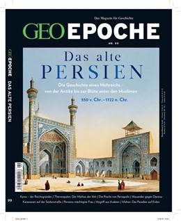 Abbildung von Schaper | GEO Epoche 99/2019 - Das alte Persien | Auflage | 2020