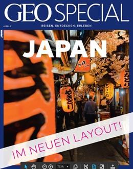 Abbildung von Kucklick | GEO Special 06/2019 - Japan | 1. Auflage | 2020 | beck-shop.de