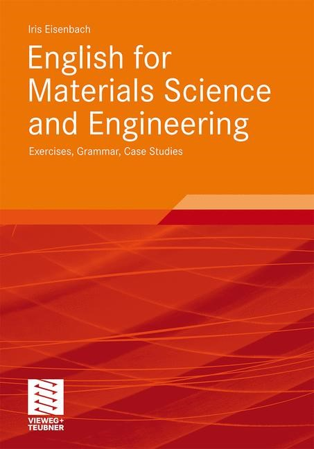 Abbildung von Eisenbach | English for Materials Science and Engineering | 2011