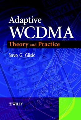 Abbildung von Glisic | Adaptive WCDMA | 2002 | Theory and Practice