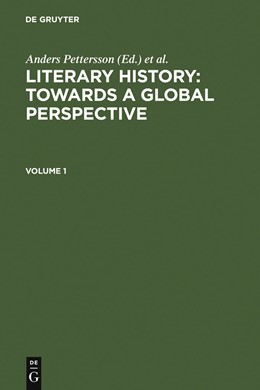 Abbildung von Pettersson / Lindberg-Wada / Petersson / Helgesson | Literary History: Towards a Global Perspective | 2006