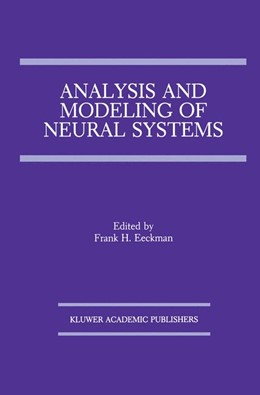 Abbildung von Eeckman | Analysis and Modeling of Neural Systems | 1992 | 1991