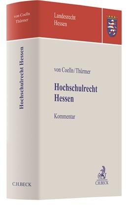 Abbildung von von Coelln / Thürmer | Hochschulrecht Hessen | 1. Auflage | 2020 | beck-shop.de