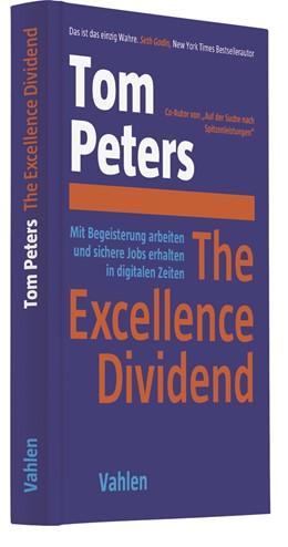 Abbildung von Peters   The Excellence Dividend   2020   Mit Begeisterung arbeiten und ...