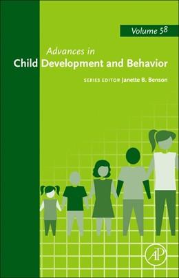 Abbildung von Advances in Child Development and Behavior | 1. Auflage | 2020 | beck-shop.de