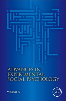 Abbildung von Advances in Experimental Social Psychology | 1. Auflage | 2020 | 62 | beck-shop.de