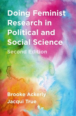 Abbildung von Ackerly / True | Doing Feminist Research in Political and Social Science | 2. Auflage | 2019 | beck-shop.de