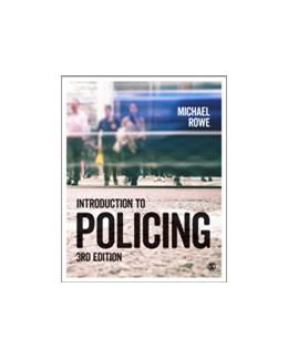 Abbildung von Rowe | Introduction to Policing | 3. Auflage | 2019 | beck-shop.de