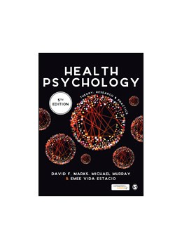Abbildung von Marks / Murray / Estacio | Health Psychology | Fifth Edition | 2019 | Theory, Research and Practice