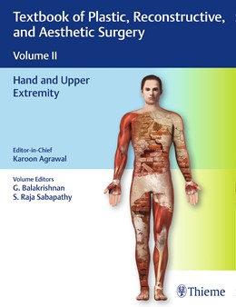 Abbildung von Agrawal | Textbook of Plastic, Reconstructive and Aesthetic Surgery (Vol. 2) | 2019 | Hand and Upper Extremity