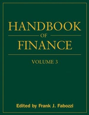 Abbildung von Fabozzi   Handbook of Finance   1. Auflage   2008