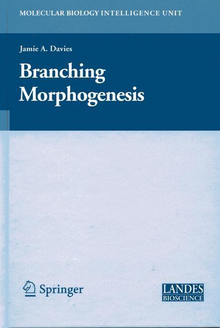 Abbildung von Davies | Branching Morphogenesis | 2005