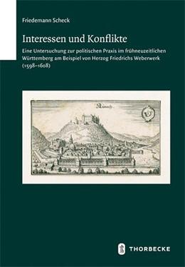 Abbildung von Scheck | Interessen und Konflikte | 2020 | Eine Untersuchung zur politisc...