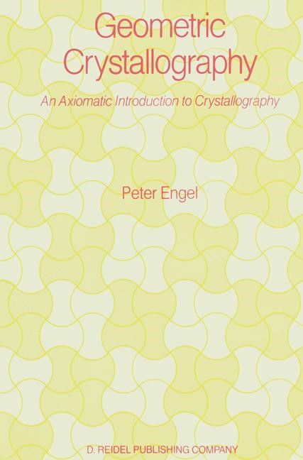 Abbildung von Engel | Geometric Crystallography | 1986