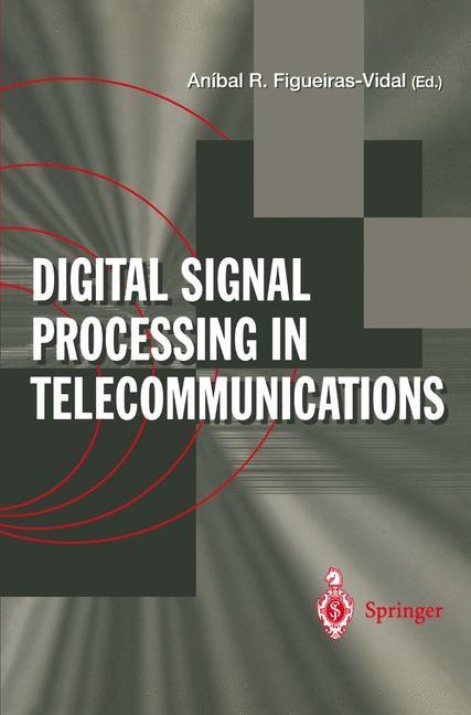 Abbildung von Figueiras-Vidal | Digital Signal Processing in Telecommunications | 1996