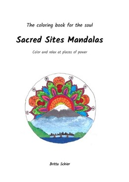 Abbildung von Schier | Sacred Sites Mandalas | 2019 | Color and relax at spiritual p...