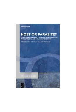 Abbildung von Romano / Marincola | Host or Parasite? | 1. Auflage | 2019 | 92 | beck-shop.de