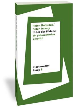 Abbildung von Sloterdijk / Trawny | Unter der Platane | 1. Auflage | 2019 | 3 | beck-shop.de