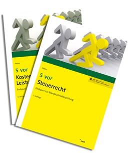 Abbildung von 5 vor Bilanzbuchhalterprüfung (VO 2015) - Bücherpaket Klausur 3 | 2019