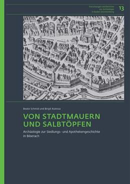 Abbildung von Schmid / Kulessa | Von Stadtmauern und Salbtöpfen | 1. Auflage | 2019 | 13 | beck-shop.de
