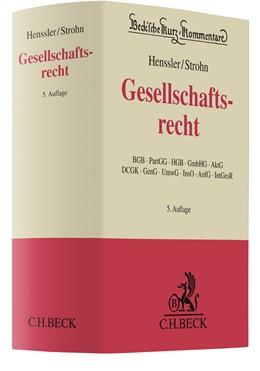 Abbildung von Henssler / Strohn | Gesellschaftsrecht | 5. Auflage | 2021 | Band 62 | beck-shop.de