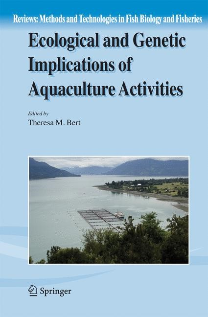 Abbildung von Bert | Ecological and Genetic Implications of Aquaculture Activities | 2007