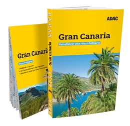 Abbildung von May | ADAC Reiseführer plus Gran Canaria | 2019 | mit Maxi-Faltkarte zum Herausn...