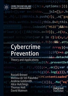 Abbildung von Brewer / de Vel-Palumbo / Hutchings | Cybercrime Prevention | 1st ed. 2019 | 2019 | Theory and Applications