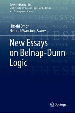 Abbildung von Omori / Wansing | New Essays on Belnap-Dunn Logic | 1st ed. 2019 | 2020 | 418