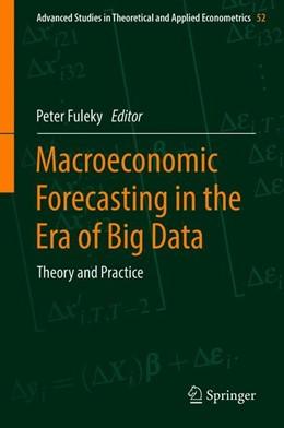 Abbildung von Fuleky   Macroeconomic Forecasting in the Era of Big Data   1st ed. 2020   2019   Theory and Practice   52