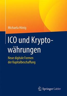 Abbildung von Hönig | ICO und Kryptowährungen | 2019 | Neue digitale Formen der Kapit...