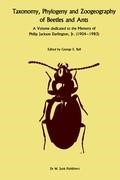 Abbildung von Ball | Taxonomy, Phylogeny, and Zoogeography of Beetles and Ants | 1985