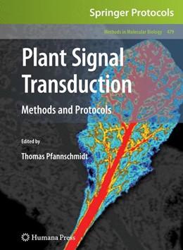 Abbildung von Pfannschmidt | Plant Signal Transduction | 2008 | Methods and Protocols | 479