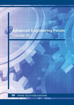 Abbildung von Advanced Engineering Forum Vol. 33 | 1. Auflage | 2019 | Volume 33 | beck-shop.de