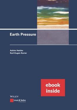 Abbildung von Hettler / Kurrer | Earth Pressure | 1. Auflage | 2019 | beck-shop.de