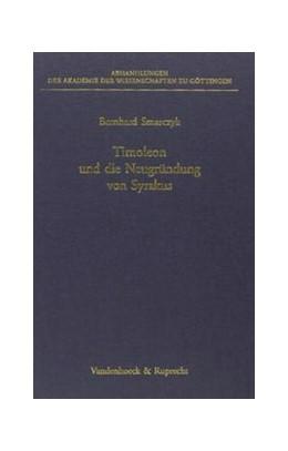 Abbildung von Smarczyk | Timoleon und die Neugründung von Syrakus | 2003 | Band 251