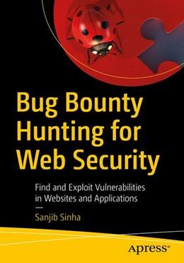 Abbildung von Sinha | Bug Bounty Hunting for Web Security | 1. Auflage | 2019 | beck-shop.de