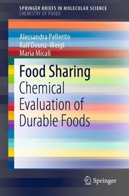 Abbildung von Pellerito / Dounz-Weigt / Micali | Food Sharing | 1st ed. 2019 | 2019 | Chemical Evaluation of Durable...