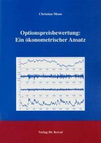 Abbildung von Menn | Optionspreisbewertung: Ein ökonometrischer Ansatz | 2004