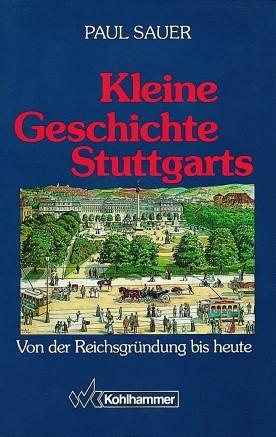 Abbildung von Sauer   Kleine Geschichte Stuttgarts   1991