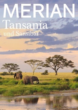Abbildung von MERIAN Tansania mit DVD 10/19 | 2019