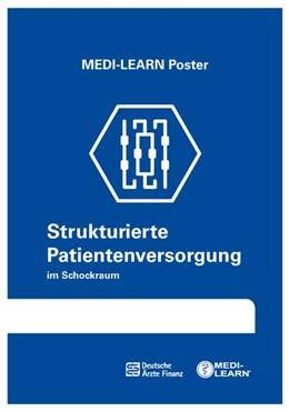 Abbildung von MEDI-LEARN Verlag GbR / Plappert / Gotthardt | Strukturierte Patientenversorgung Schockraum | 2019 | MEDI-LEARN Poster