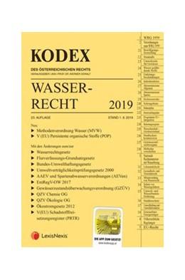 Abbildung von Doralt | KODEX Wasserrecht 2019 | 23. Auflage | 2019