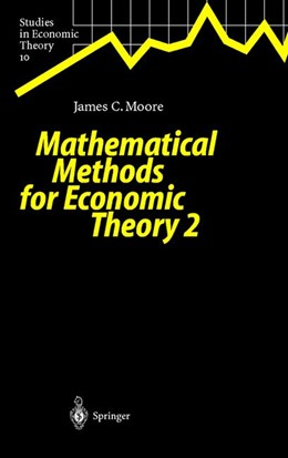 Abbildung von Moore | Mathematical Methods for Economic Theory 2 | 1999 | 10