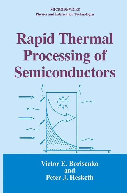 Abbildung von Borisenko / Hesketh | Rapid Thermal Processing of Semiconductors | 1997