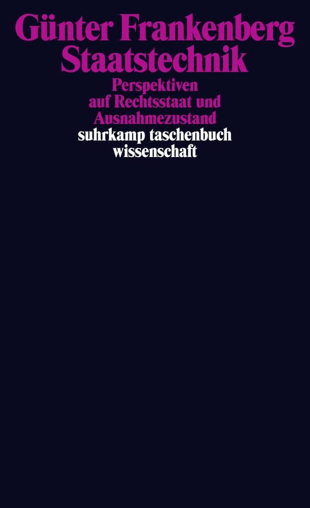 Abbildung von Frankenberg | Staatstechnik | Originalausgabe | 2010