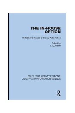 Abbildung von Webb | The In-House Option | 1. Auflage | 2019 | 47 | beck-shop.de