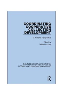 Abbildung von Luquire | Coordinating Cooperative Collection Development | 1. Auflage | 2019 | 23 | beck-shop.de