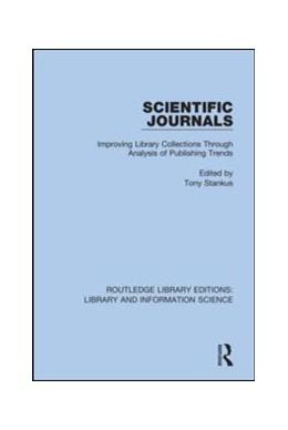 Abbildung von Stankus   Scientific Journals   1. Auflage   2019   beck-shop.de