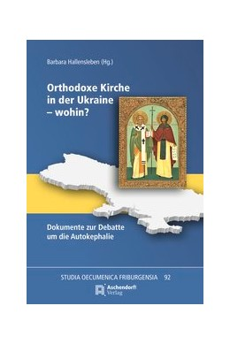 Abbildung von Hallensleben | Orthodoxe Kirche in der Ukraine - wohin? | 1. Auflage | 2019 | 92 | beck-shop.de